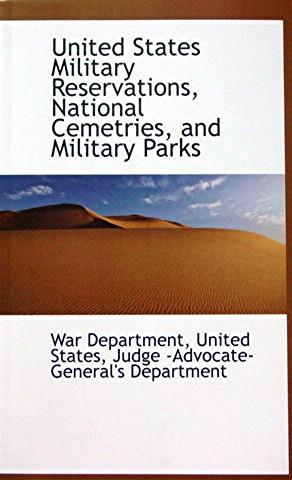 United States Military Reservations National Cemetries and: Call Lewis W