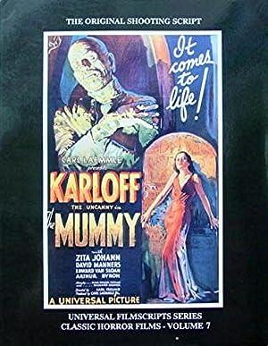 The Mummy (The Original Shooting Script): Riley Philip J