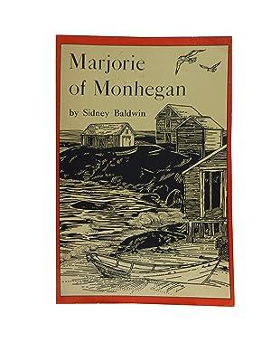 Marjorie of Monhegan: Baldwin, Sidney