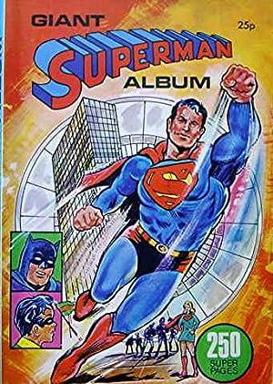 Giant Superman Album: comics)