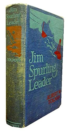 Jim Spurling, Leader Or Ocean Camp: Tolman, Albert W