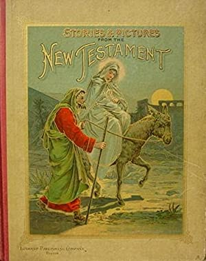 Stories and Pictures from the New Testament: Pansy (Mrs G R Alden)