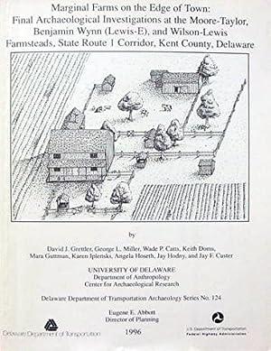 Marginal Farms on the Edge of Town: Grettler David J;