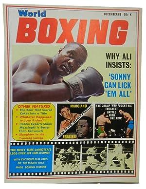 World Boxing December 1968: Collins Jeff (ed)