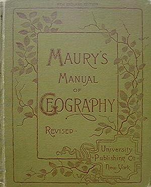Manual of Geography: Maury MF
