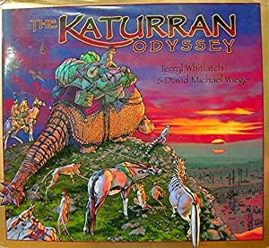 The Katurran Odyssey: Book One - Finding: Whitlatch Terryl and