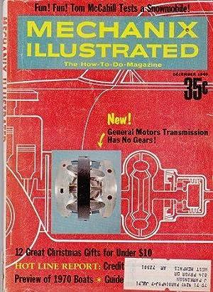 Mechanix Illustrated December 1969
