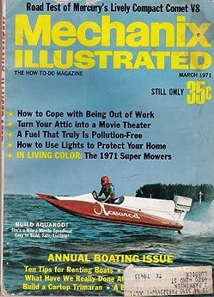 Mechanix Illustrated March 1971
