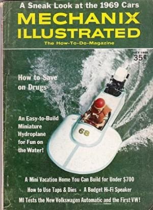 Mechanix Illustrated July 1968