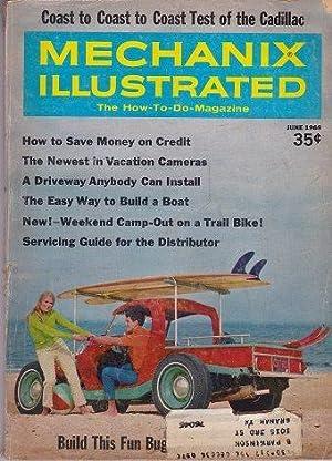 Mechanix Illustrated June 1968