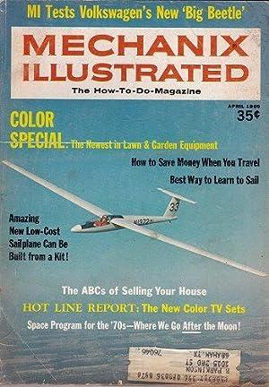 Mechanix Illustrated April 1969