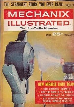 Mechanix Illustrated January 1963