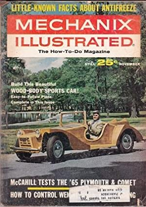 Mechanix Illustrated November 1964