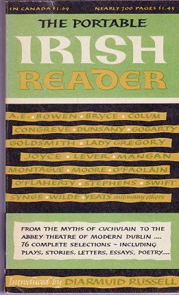 The Portable Irish Reader: RUSSELL, Diarmuid: Edited