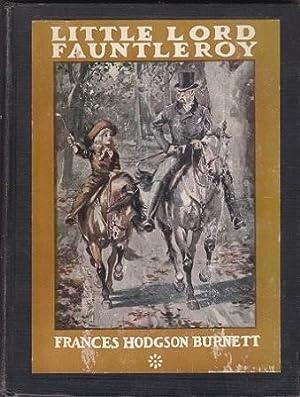 Little Lord Fauntleroy: Burnett, Francis Hodgson