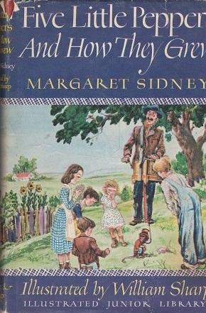 Five Little Peppers And How They Grew: Sidney, Margaret