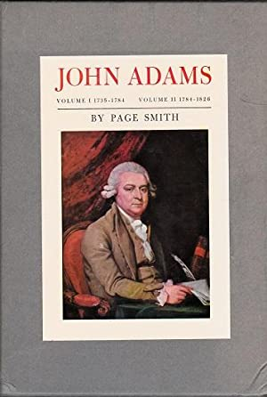 John Adams: Two Volumes Complete: Smith, Page