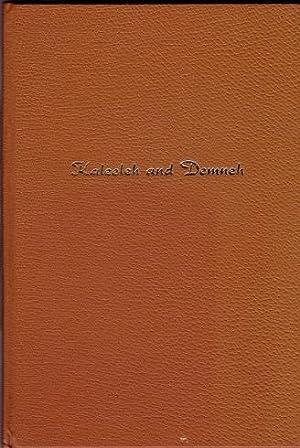 Penitence or Kaleeleh and Demneh: AMIr-Moez, Ali R.