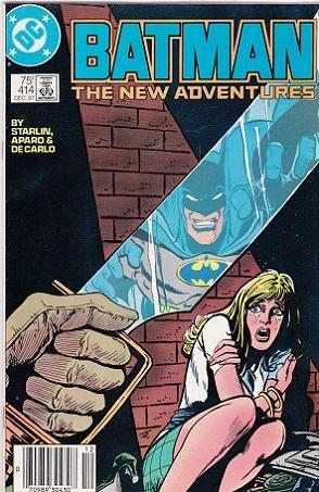 Batman: The New Adventures No.414: Starlin, Jim