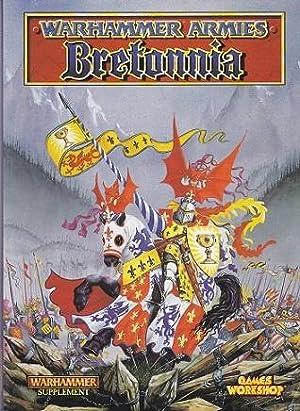Warhammer Armies: Bretonnia (Warhammer Supplement): Stillman, Nigel