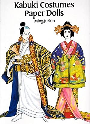 Kabuki Costumes Paper Dolls: Ming-Ju Sun
