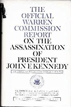 The Official Warren Commission Report on the: Nizer, Louis (Analysis