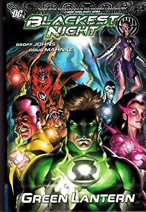 Blackest Night; Green Lantern