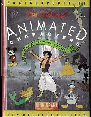 Encyclopedia of Walt Disney's Animated Characters from: Grant, John