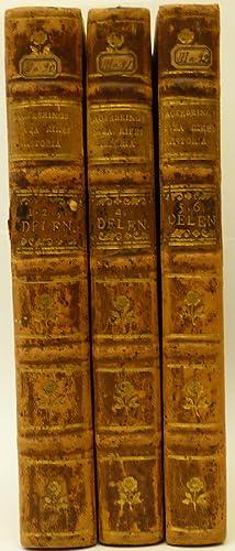 Sammandrag af Swea rikes historia; ifrån de: LAGERBRING, Sven.