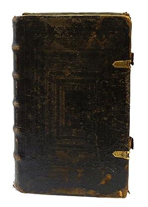 Then nampnkunnige skribentens Titi Livij aff Padua: LIVIUS, Titus   