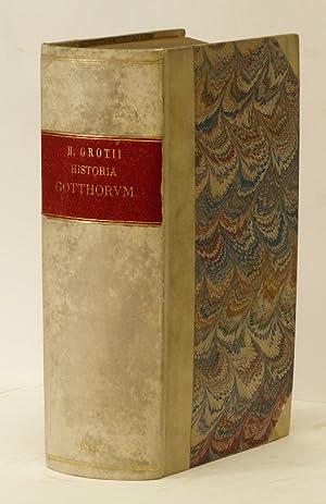 Historia gotthorum, vandalorum & langobardorum: Ab Hugone: GROTIUS, Hugo (utg.)