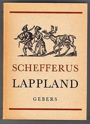 Lappland. Översättning från latinet av Henrik Sundin.: SCHEFFERUS, Johannes ||