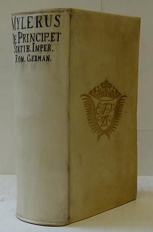 De principibus et statibus Imperii Rom. German.: MYLER von Ehrenbach,