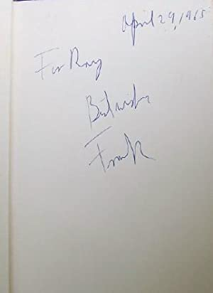 Who'll Save the Plowboy? (SIGNED).: Gilroy, Frrank D.