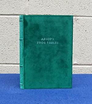 Aesop's Frog Fables.: Aesop. (Peter and Donna Thomas, printers).