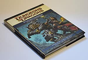Dungeons & Dragons Player's Handbook: Arcane, Divine, and Martial Heroes (Roleplaying Game Core R...
