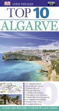 ALGARVE (GUÍAS TOP 10) - VV.AA.; VV. AA.