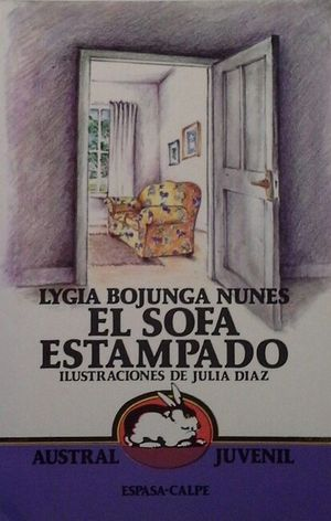 EL SOFA ESTAMPADO - BOJUNGA NUNES, LYGIA
