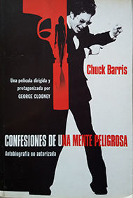 CONFESIONES DE UNA MENTE PELIGROSA - BARRIS, CHUCK