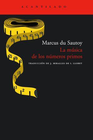 LA MÚSICA DE LOS NÚMEROS PRIMOS - DU SAUTOY, MARCUS