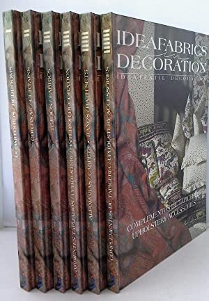 IDEA FABRICS IN DECORATION 6 TOMOS: VARIOS AUTORES