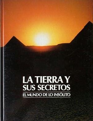 LA TIERRA Y SUS SECRETOS EL MUNDO: HUMPHREY EVANS; ANNA