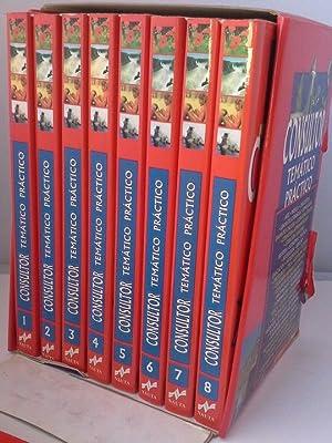 CONSULTOR 8 TOMOS: EDICIONES NAUTA; VV. AA.