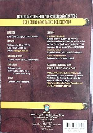 CARTOGRAFIA HISTORICA DE LA PROVINCIA DE CANTABRIA: LUIS MAGALLANES PERNAS