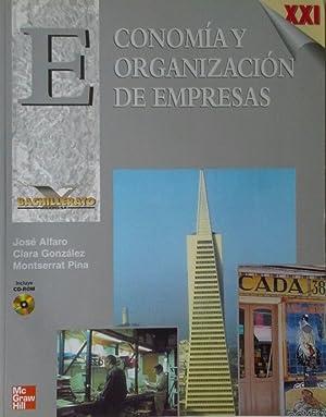 ECONOMÍA Y ORGANIZACIÓN DE EMPRESAS: ALFARO GIMÉNEZ, JOSÉ;