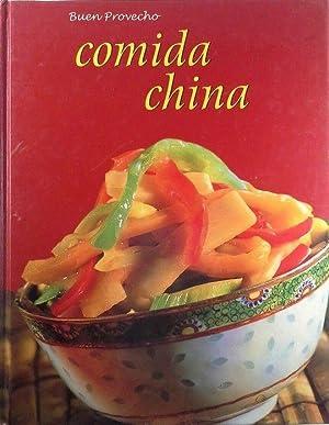 COMIDA CHINA.BUEN PROVECHO: ESPEJO AMPARO