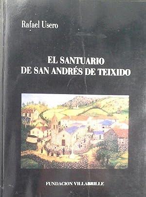 EL SANTUARIO DE SAN ANDRÉS DE TEIXIDÓ: USERO GONZÁLEZ, RAFAEL