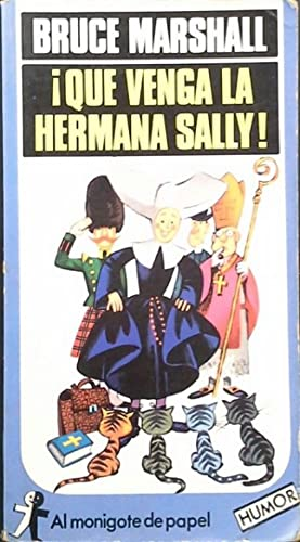 QUE VENGA LA HERMANA SALLY!