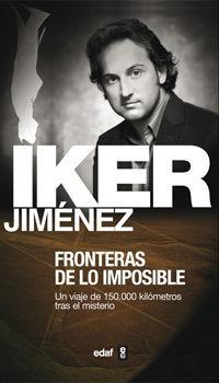 FRONTERAS DE LO IMPOSIBLE: JIMENEZ ELIZARI, IKER