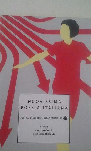 NUOVISSIMA POESIA ITALIANA: VARIOS AUTORES